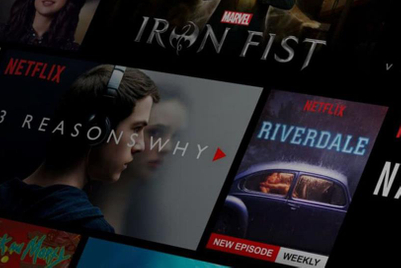 Netflix hypes original shows as it braces for new competition