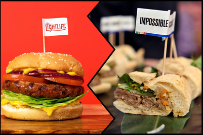 Food fight: Impossible Foods hits back at Clean Break campaign