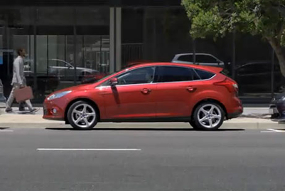 Ford unveils first global ad campaign for Focus, Sorrell comments