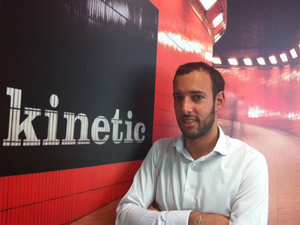 Kinetic Worldwide's Aviator appoints Franck Vidal as account director