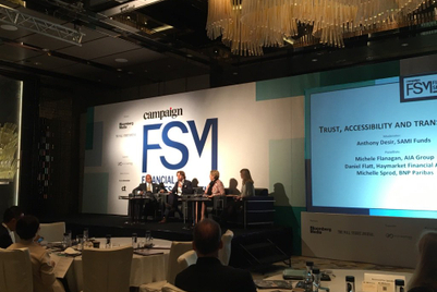Trust and Trump loom large at Financial Services Marketing forum