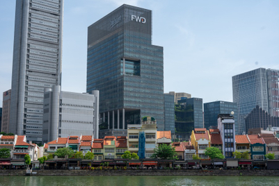 Grey wins FWD Singapore business