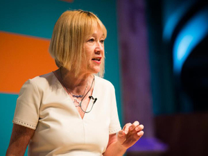 Cindy Gallop: 'Forget passion—find things you want to punch'