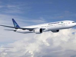 Garuda takes to Australian airwaves