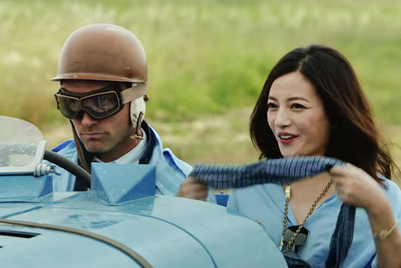 Zhao Wei can't save Johnnie Walker's new 11-minute film