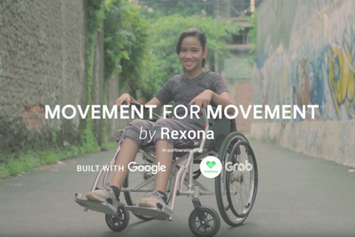 Rexona, Mindshare, Grab and Google launch 'Movement for movement'
