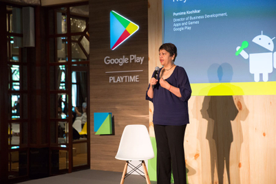 Half of Google Play's revenue to come from emerging markets