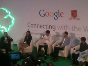Google's Eric Schmidt: Think global, act local? Forget the 'local' part