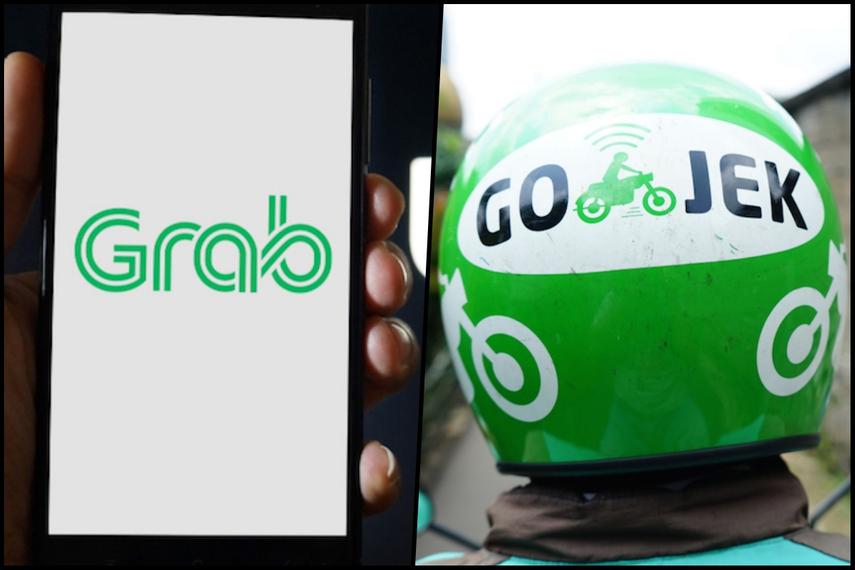 Grab + Gojek = ?