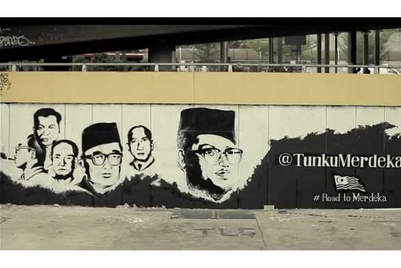 What if Malaysia's founders had live-Tweeted the fight for independence?