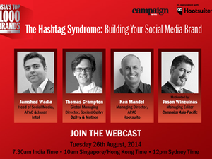 The Hashtag Syndrome: Building Your Social Media Brand