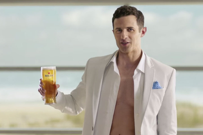 Heineken makes light of spokesmodel search in campaign for new light beer