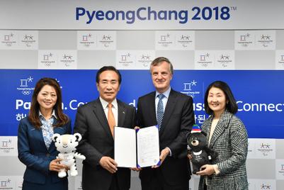 比稿:伟达公关赢得2018年平昌冬奥会的全球公关业务