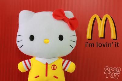 McDonalds turns Hello Kitty promotion into a social media meltdown