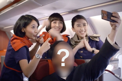 You are 'Mr Chan' in new Hong Kong Airlines spot