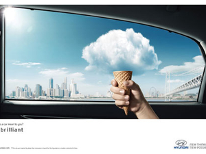 Global Hyundai campaign drew inspiration from crowdsourcing contest