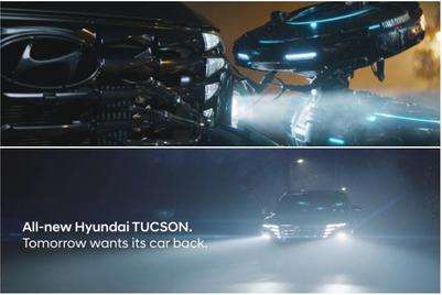 Even robots from the future want the new Hyundai