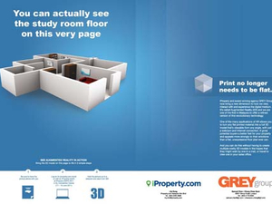 Grey Malaysia crafts AR showcase for Malaysian property site