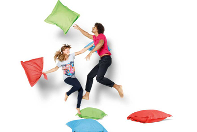 Ibis launches world's biggest virtual pillowfight as part of re-branding exercise