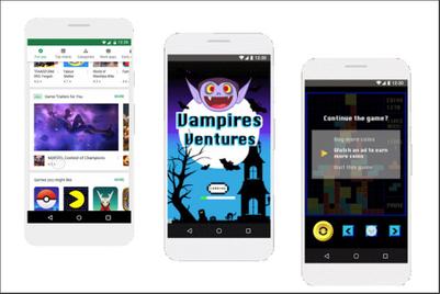 Google updates AdMob for monetization