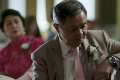 A groom's shocking wedding speech makes for a brilliant retirement-planning ad