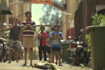 Sarcasm puts litter bugs in the spotlight in India