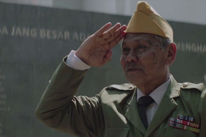 Stirring film marks 70th anniversary of Indonesia's independence