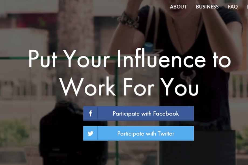 Singapore start-up launches a rewarding social influence platform