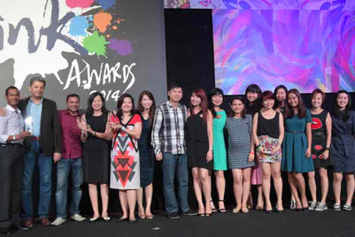 DDB Singapore bags Grand Prix at SPH iink Awards