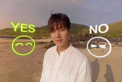 Innisfree and Lee Min Ho set hearts aflutter with VR