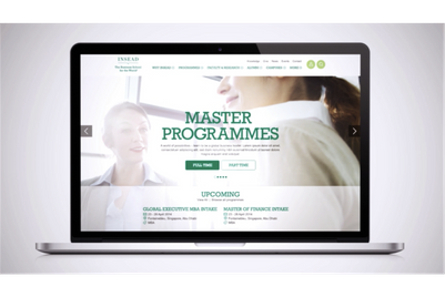 How INSEAD overhauled its digital strategy to personalise its global education network