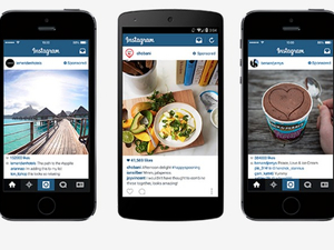 Instagram ads: Big but not (yet) the one