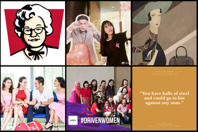 How brands are marking International Women's Day in APAC