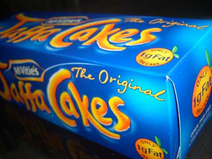 United Biscuits in takeover talks with Chinese food company