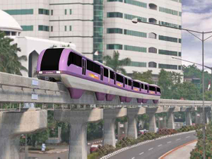 Jakarta Monorail hands marketing duties to XM JWT