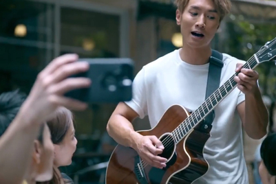 Manulife enlists singer Jason Chan, 'spider woman' Lisa Cheng for Hong Kong campaign