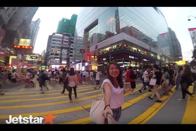 Jetstar gives away getaways for selfies