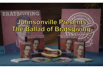 Droga5 piles on the cheese for Johnsonville's bratwurst