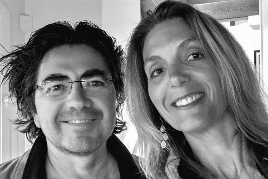Firewood: Juan and Lanya Zambrano
