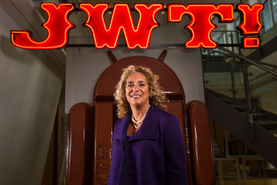 JWT's global CEO on driving diversity and agile creativity