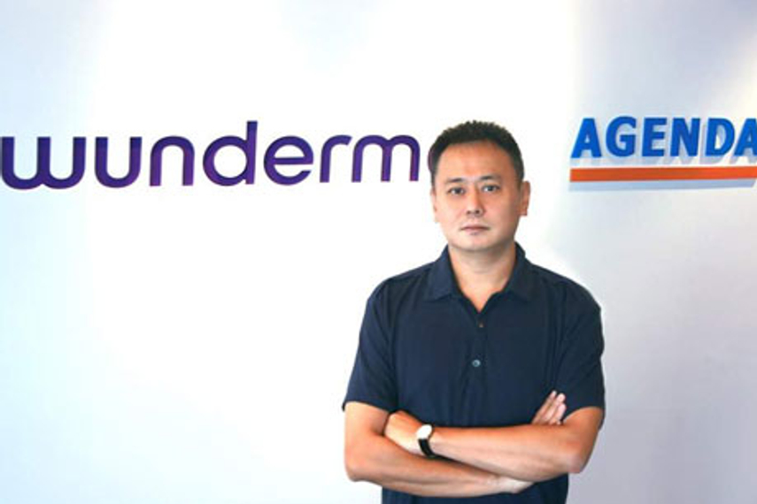 K2 Chung Tai Kung, managing director, Wunderman and Agenda Guangzhou