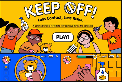 Grey Singapore makes a game out hygiene instructions for kids