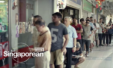 KFC tickles Singaporeans with local touches