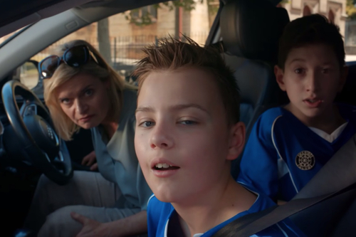 KFC ad takes heat for 'sexist grooming' of boys