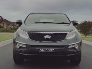Kia rolls out stop frame campaign