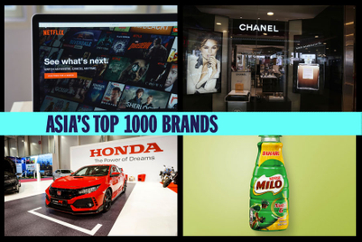 The category killers: Top brands in food, cars, luxury, streaming