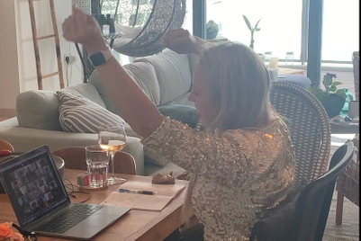 WFH diary: All hats on for a 70-person pub quiz