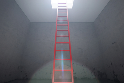 A ladder or an escape route, what's your brand offering?