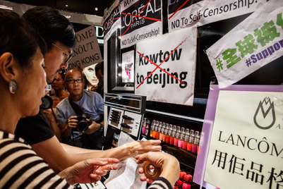 Woes deepen for Lancôme in Hong Kong