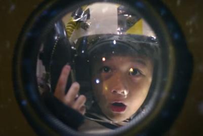 Little astronaut, young ballerina launch Lazada branding campaign